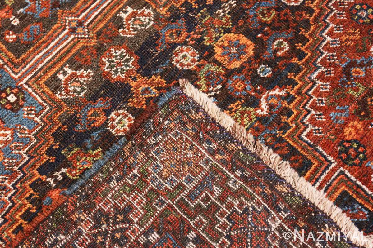 Weave Antique Tribal Afshar Persian rug 47579 by Nazmiyal