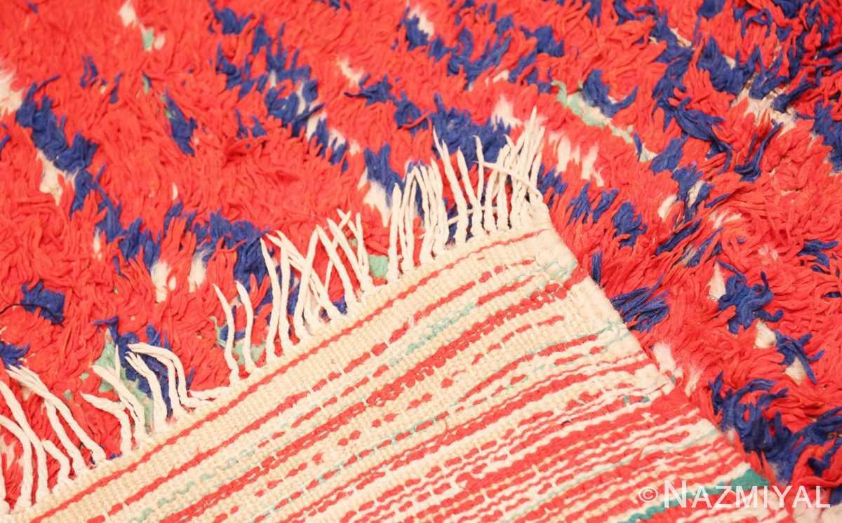 Weave Vintage Moroccan Berber rug 47949 by Nazmiyal