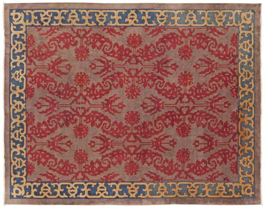 Chinese Deco Rug from Nazmiyal