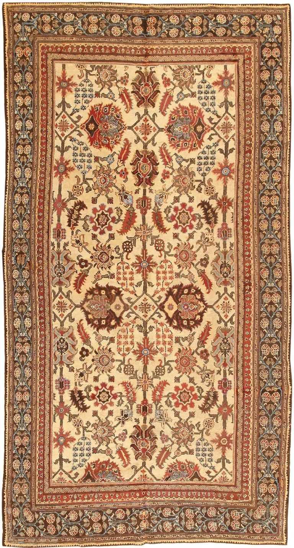 Antique Agra Oriental Rug 3200 Detail/Large View