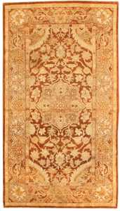Antique Amritsar Rug 40707 Detail/Large View