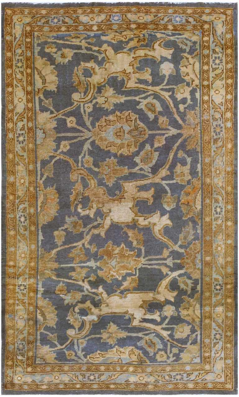 Antique Persian Tabriz Rug #43012 Detail/Large View