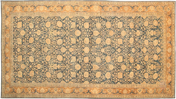 Antique Tabriz Persian Rugs and Carpets