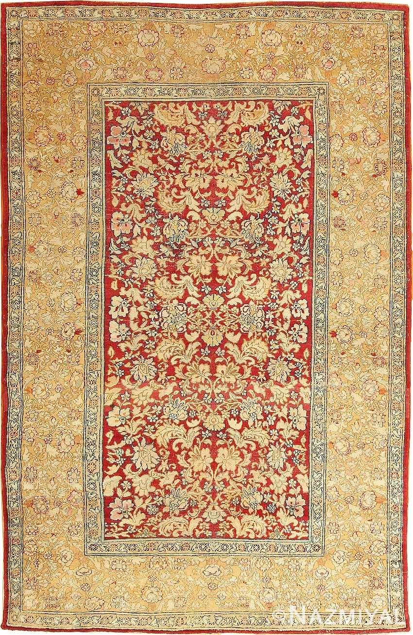 Antique Agra Oriental Carpets 42109 Nazmiyal
