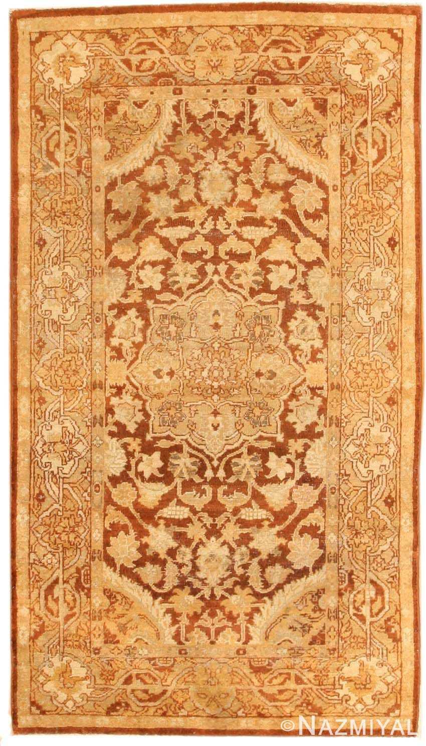 Antique Amritsar Rug 40707 Detail/Large View