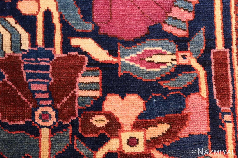 antique caucasian karabagh rug 47981 bud Nazmiyal
