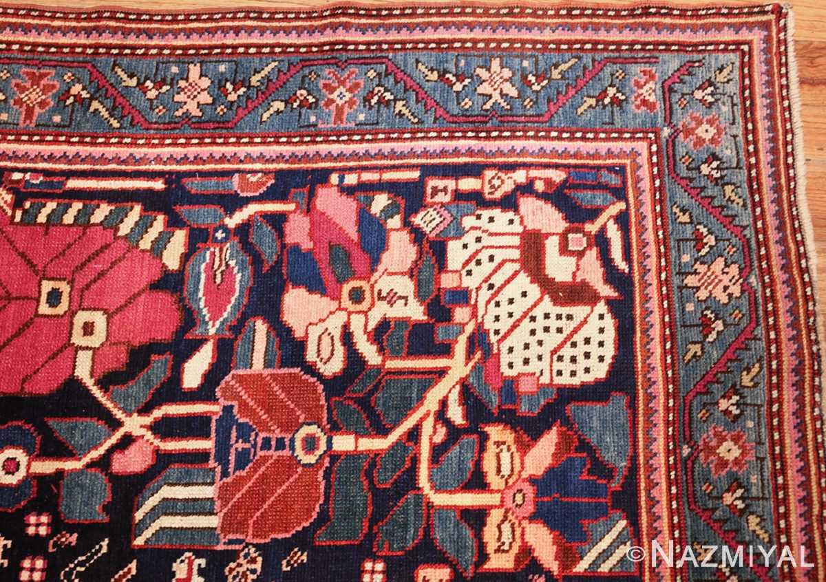 antique caucasian karabagh rug 47981 corner Nazmiyal