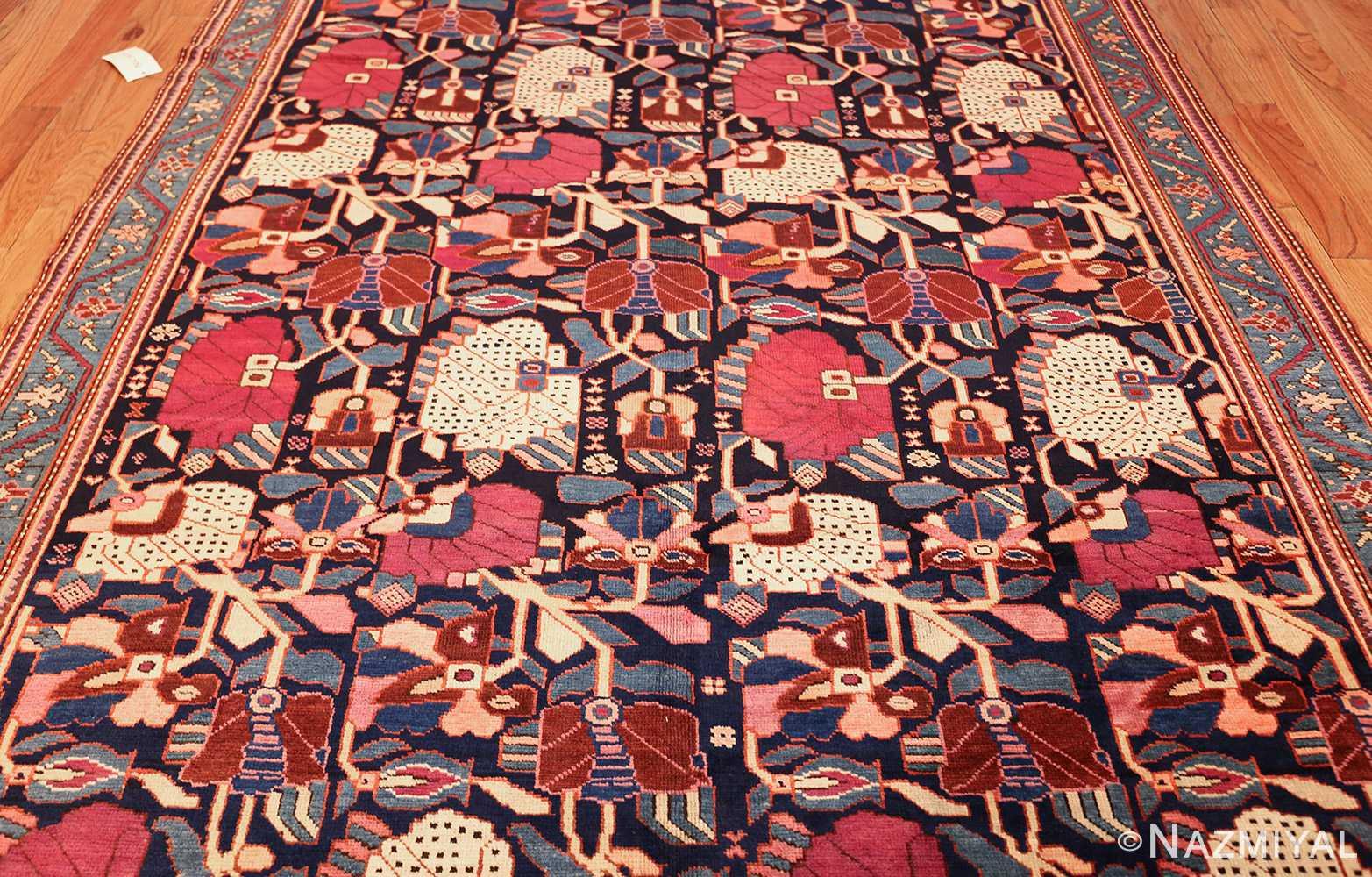 antique caucasian karabagh rug 47981 field Nazmiyal