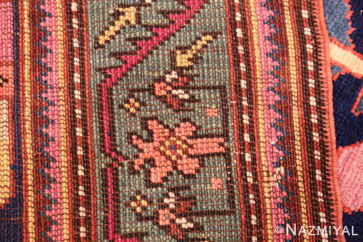 antique caucasian karabagh rug 47981 weave Nazmiyal