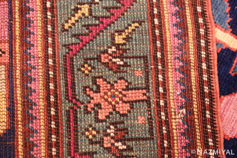 antique caucasian karabagh rug 47981 weave Nazmiyal