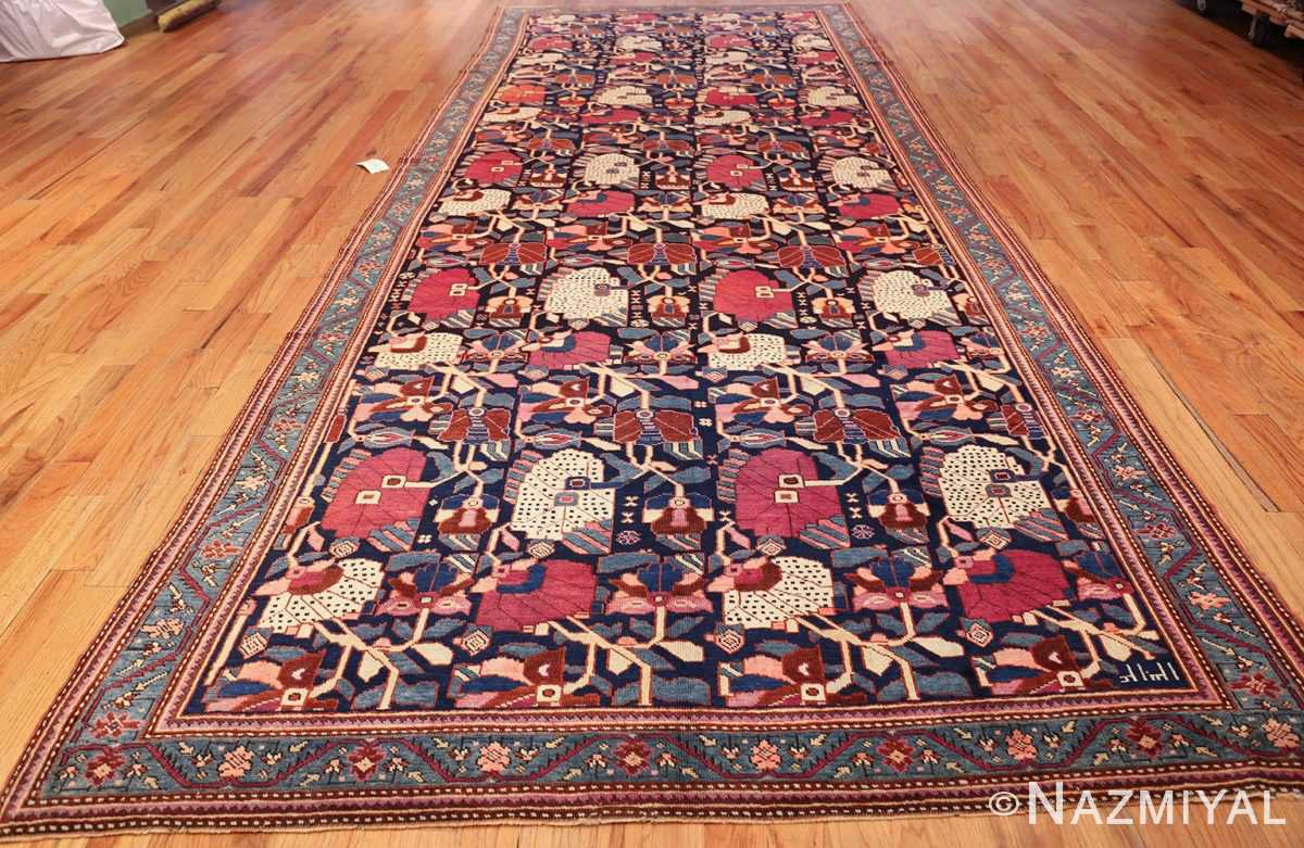 antique caucasian karabagh rug 47981 whole Nazmiyal