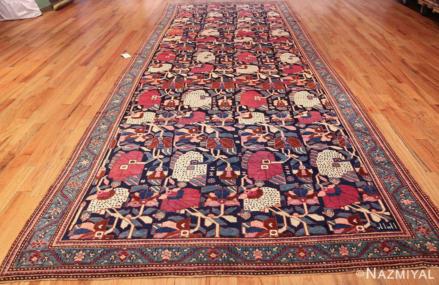 antique caucasian karabagh rug 47981 whole Nazmiyal