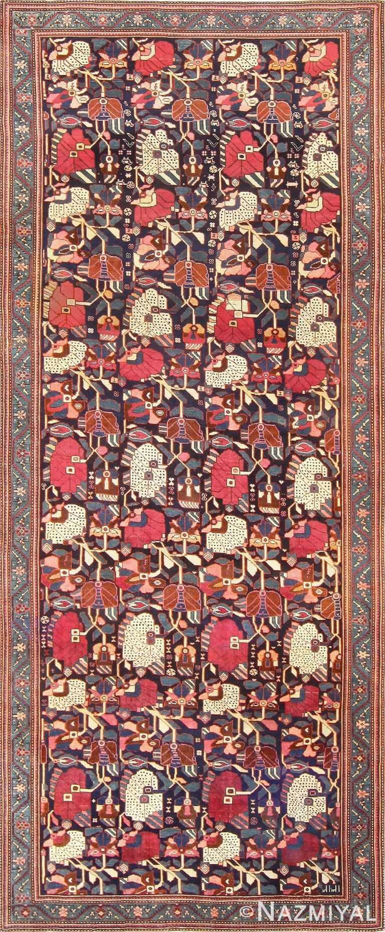 Antique Karabagh Rug 47981 Detail/Large View