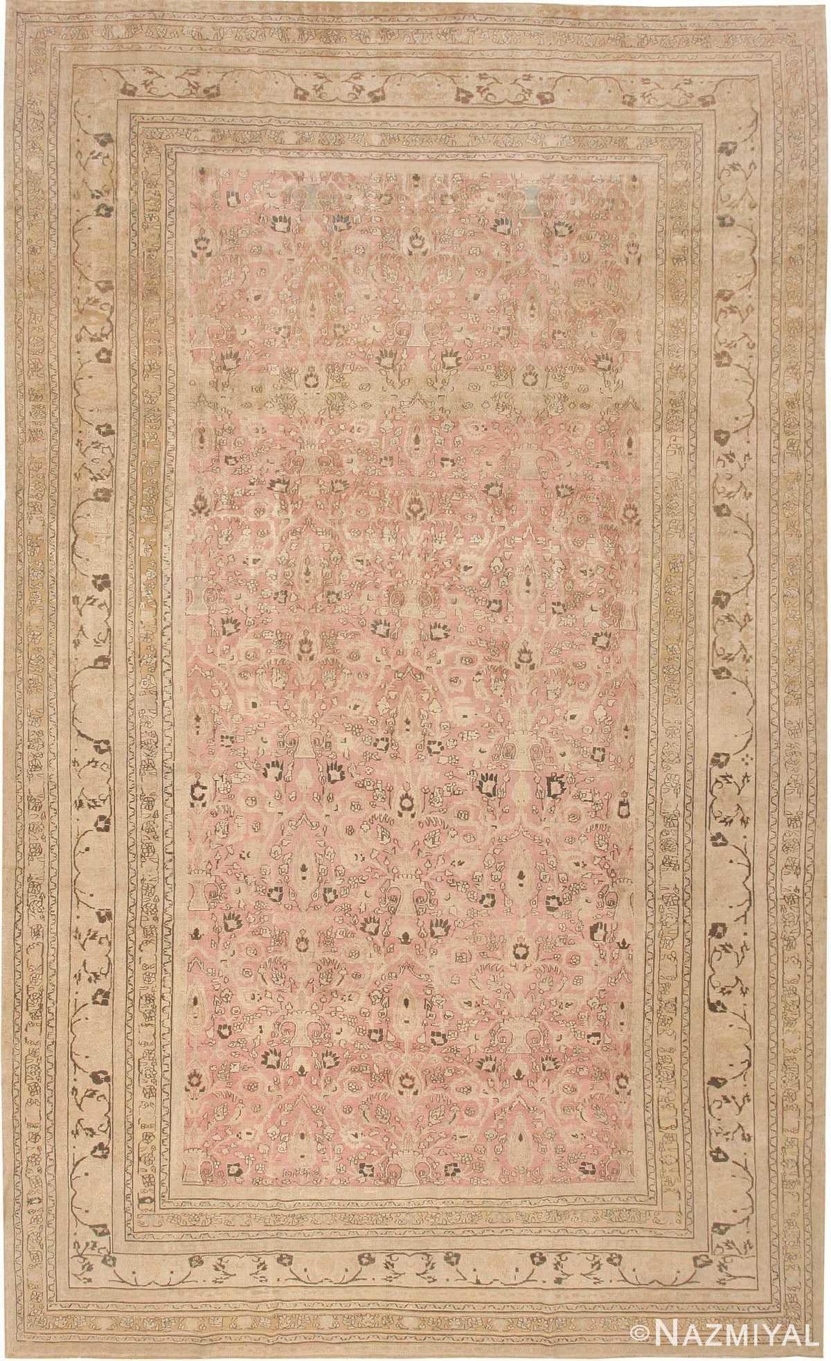 Antique Khorassan Persian Rugs 40536 Nazmiyal