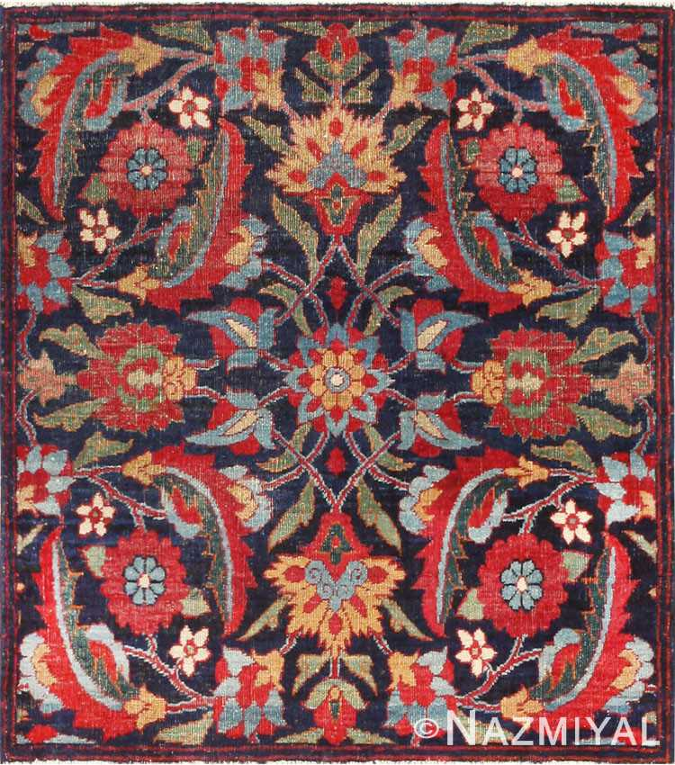 Antique Persian Kerman Rug #47985 Detail/Large View