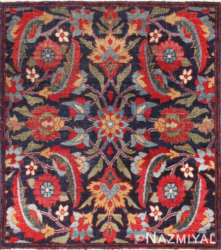 Antique Persian Kerman Rug #47985 Detail/Large View