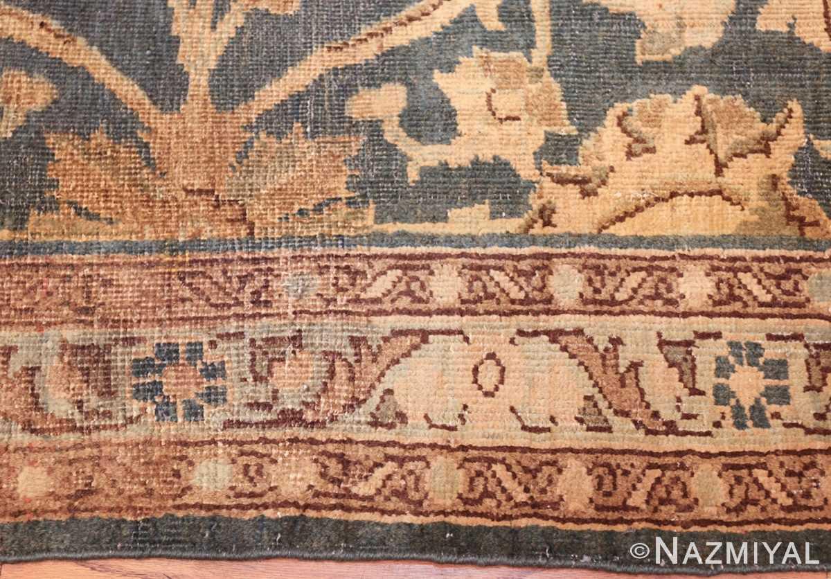 antique persian tabriz rug 43012 border Nazmiyal