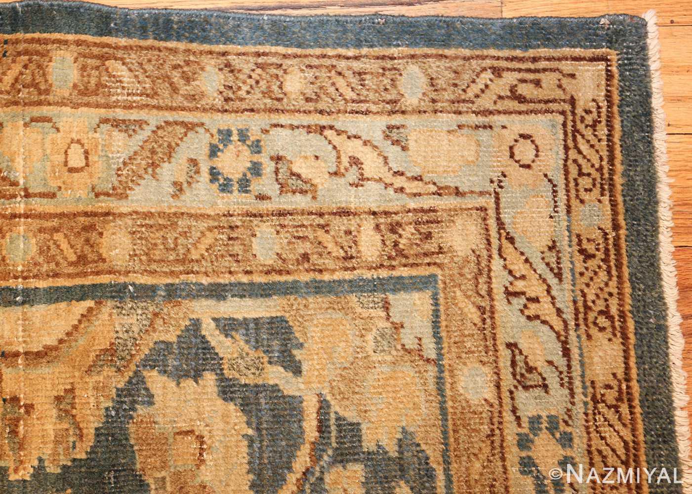 antique persian tabriz rug 43012 corner Nazmiyal