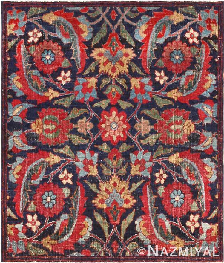 Antique Turkish Kerman Rug #47984 Detail/Large View