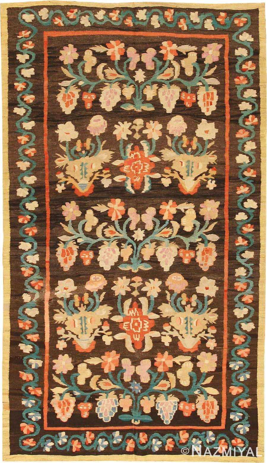 Antique Bessarabian Rug 3322