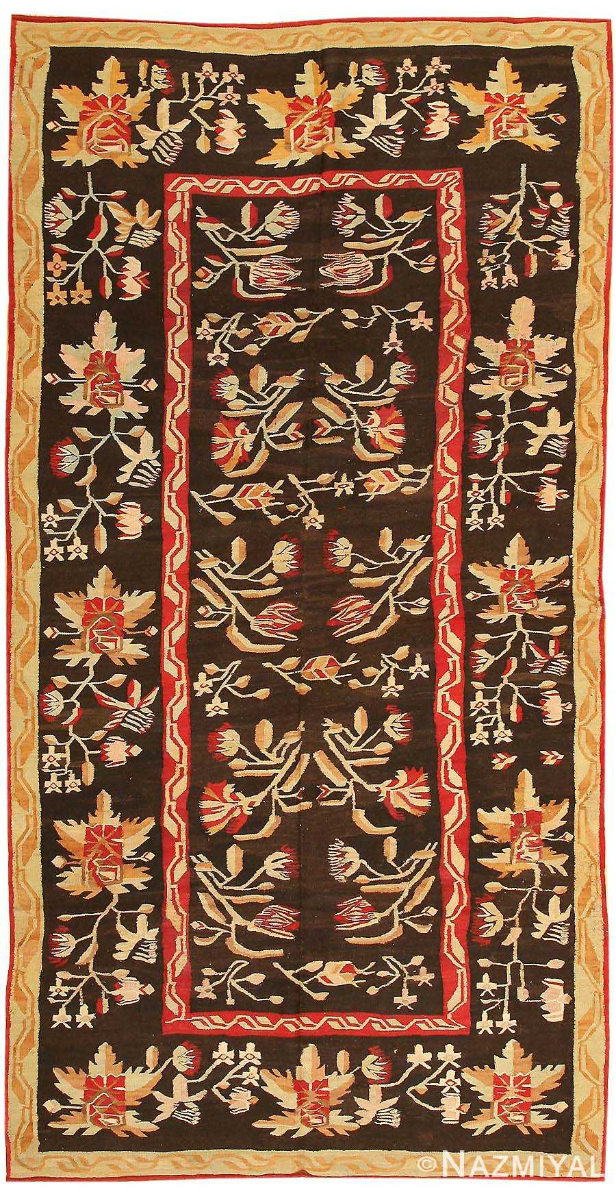 Antique Romanian Bessarabian Rug 40847