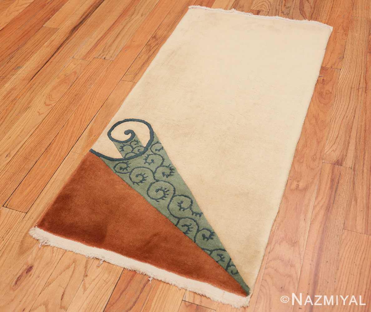 Full Vintage Chinese deco rug 46916 by Nazmiyal