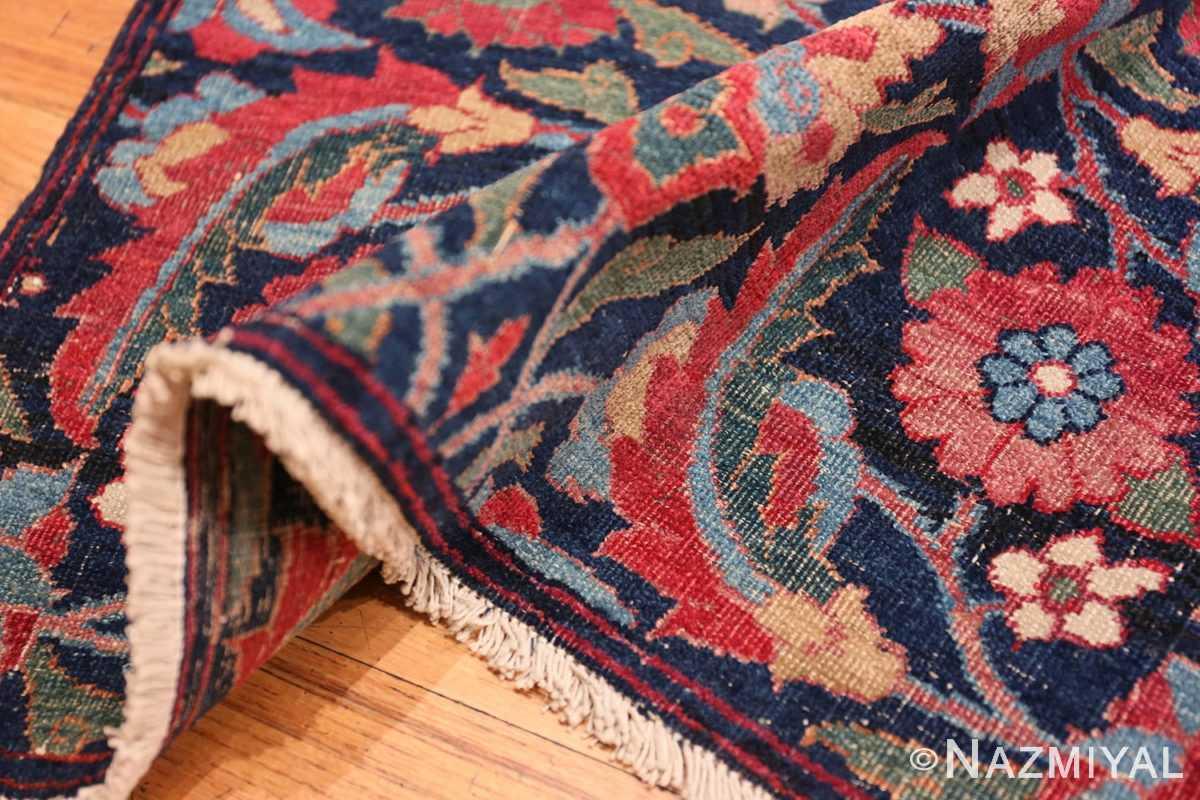 Pile Small Antique Persian Kerman rug 47983 by Nazmiyal