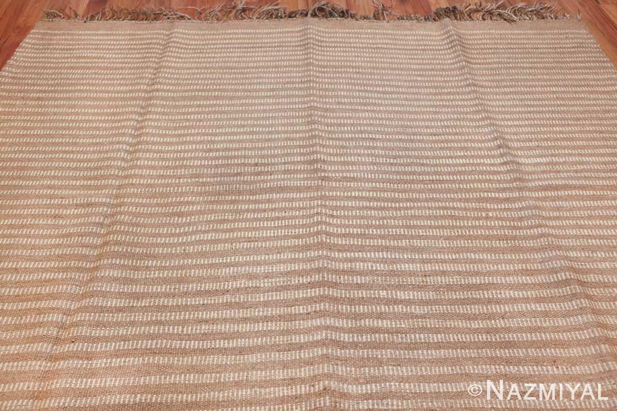 Vintage Swedish kilim 47941 top Nazmiyal