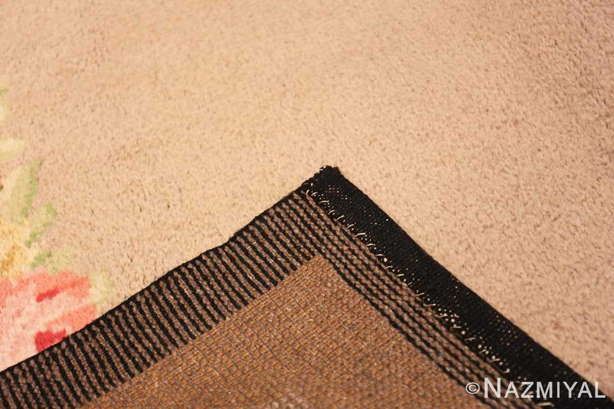Weave Antique Spanish Savonnerie rug 47786 by Nazmiyal