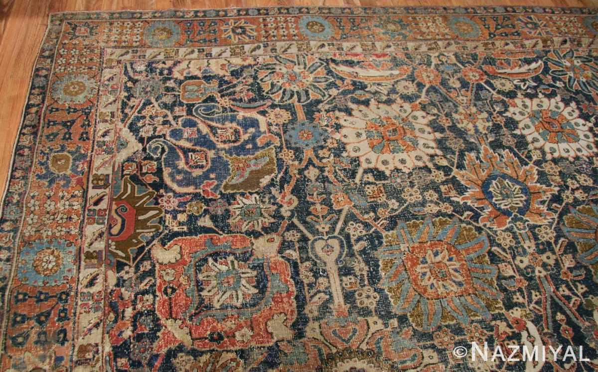antique 17th century persian vase kerman carpet 45770 top Nazmiyal
