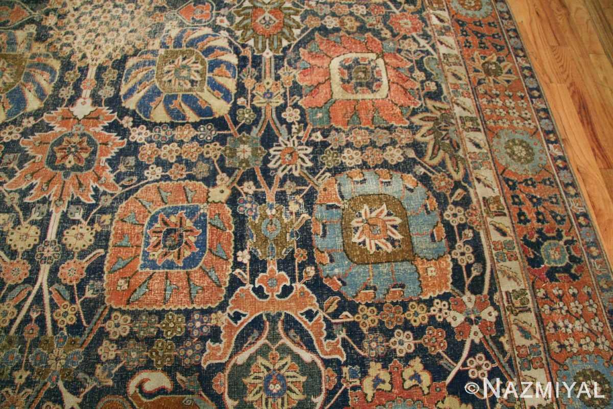 antique 17th century persian vase kerman carpet 45770 trio Nazmiyal