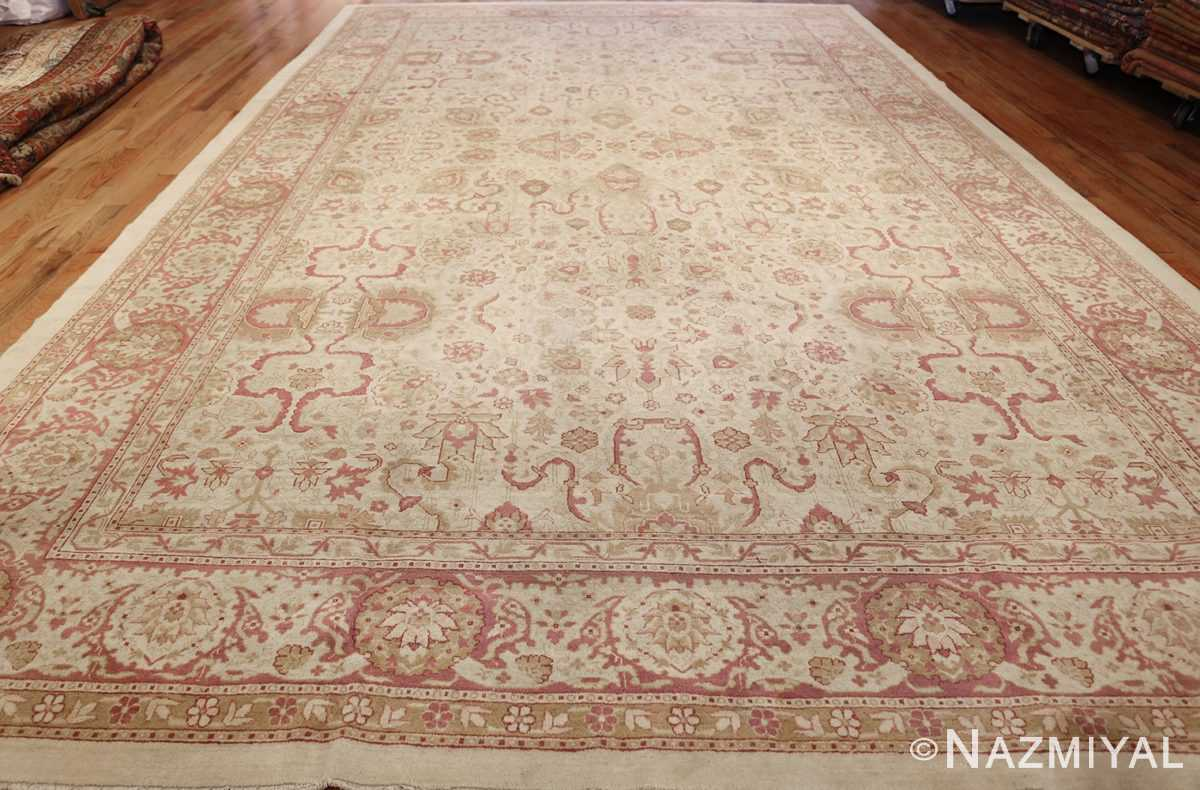 antique indian amritsar carpet 48002 whole Nazmiyal