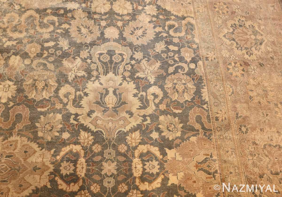 antique light blue indian rug 47602 design Nazmiyal