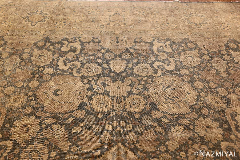 antique light blue indian rug 47602 top Nazmiyal