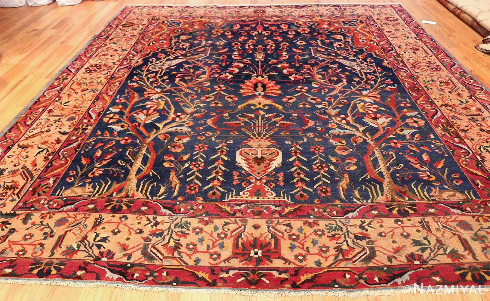 antique persian bakhtiari tree of life rug 48004 whole Nazmiyal