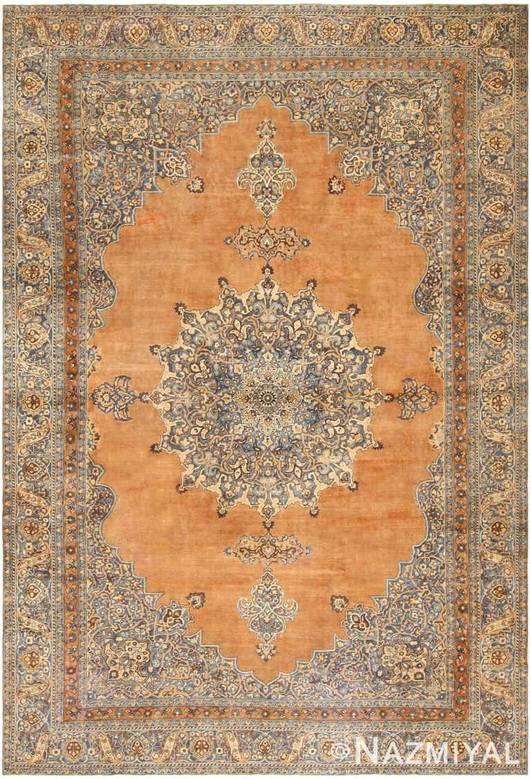 Antique Persian Khorassan Rug 49315 Detail/Large View