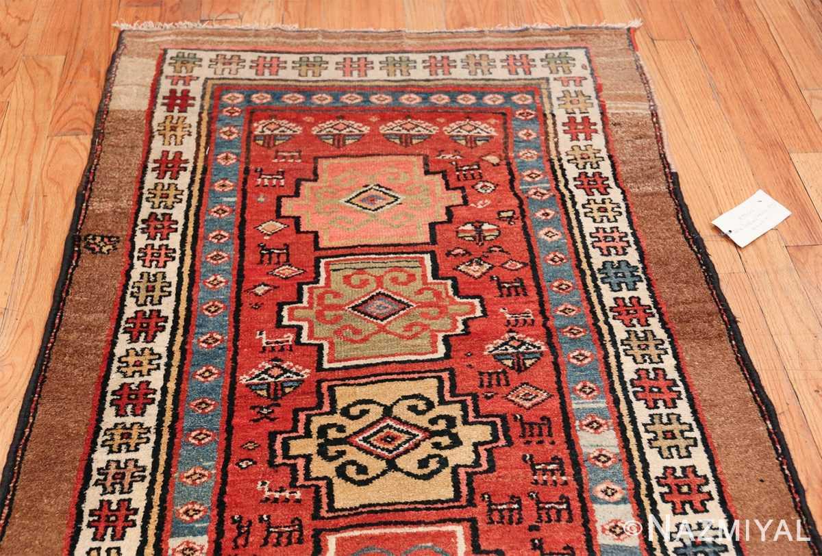Antique Persian Northwest Rug 48027 Top Design Nazmiyal