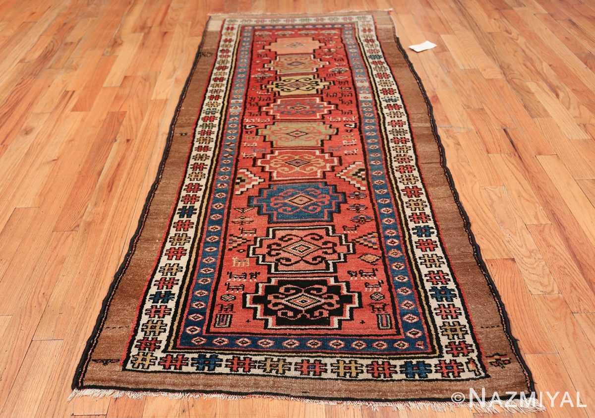 Antique Persian Northwest Rug 48027 Whole Design Nazmiyal