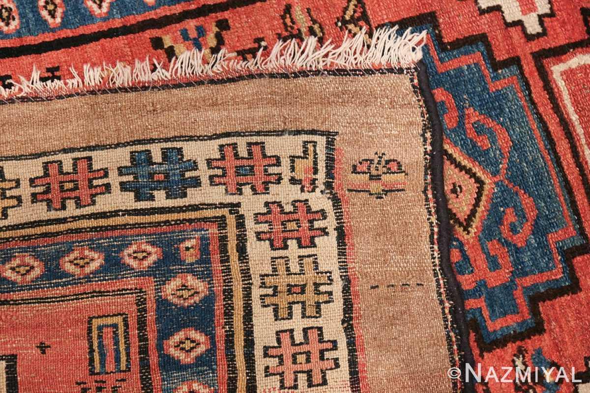 Antique Persian Northwest Rug 48027 Woven Knots Nazmiyal