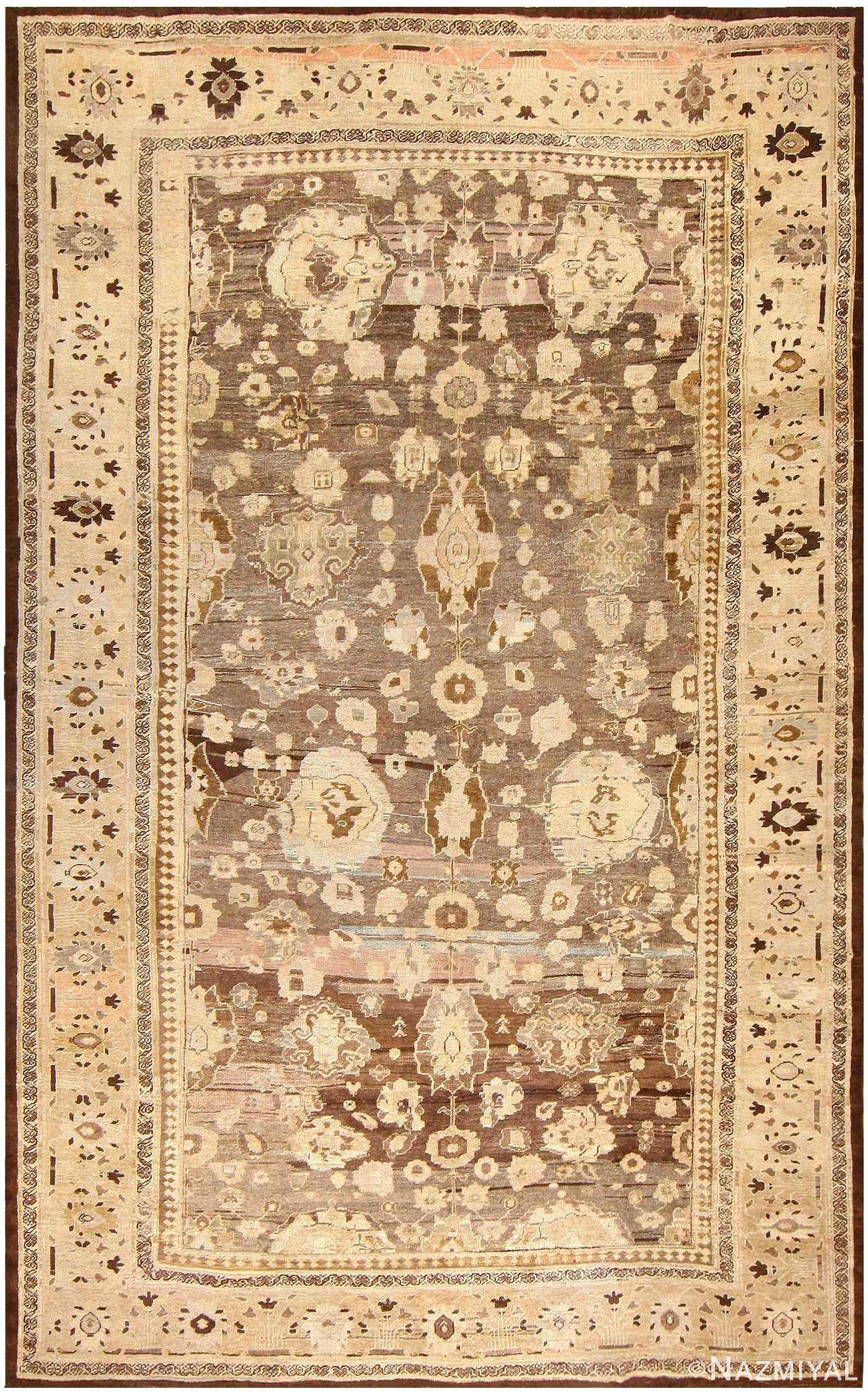 Antique Persian Sultanabad Rug 47464 by Nazmiyal