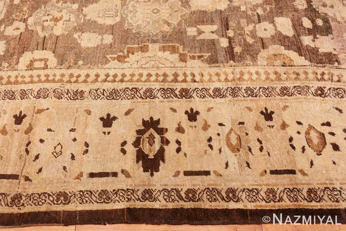 Border Antique Persian Sultanabad rug 47464 by Nazmiyal