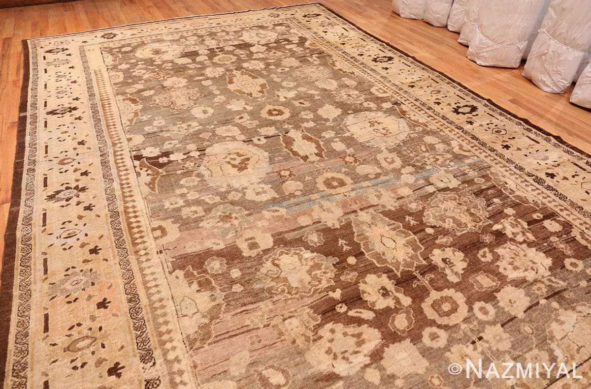 Full Antique Persian Sultanabad rug 47464 by Nazmiyal