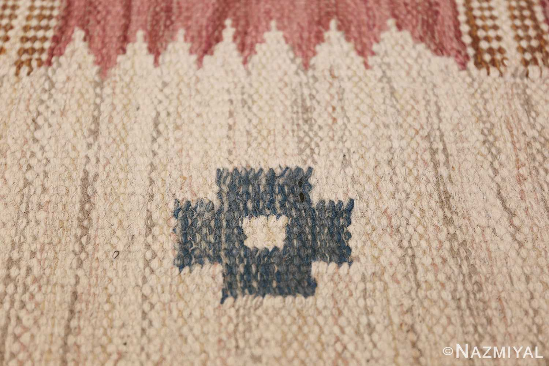 vintage swedish kilim by svensk hemslojd 48049 texture Nazmiyal