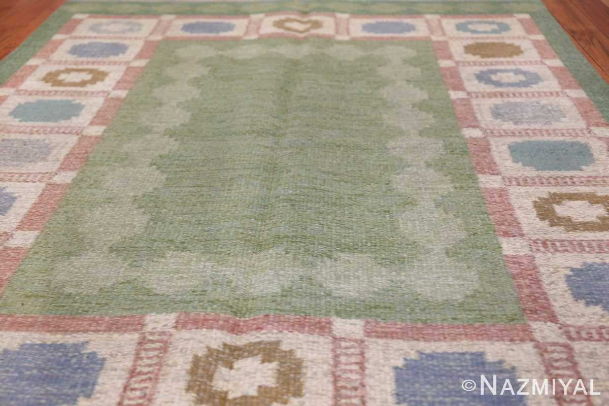 Vintage Swedish Rug by Anna Johanna Angstrom 48048 Field Nazmiyal