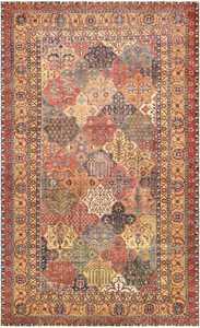 17th Century Persian Khorassan Carpet 47074 by nazmiyal