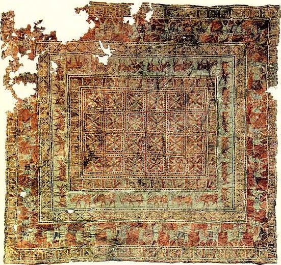 The Pazyryk Carpet Nazmiyal