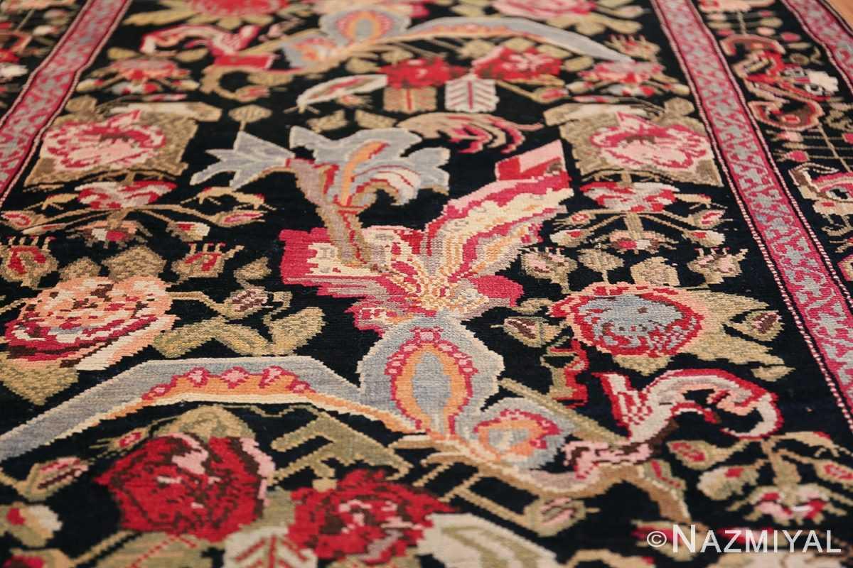 Antique Caucasian Karabagh Runner Rug 48149 Light Side Nazmiyal