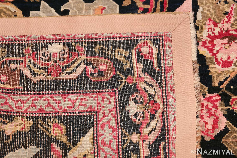 Antique Caucasian Karabagh Runner Rug 48149 Woven Knots Nazmiyal