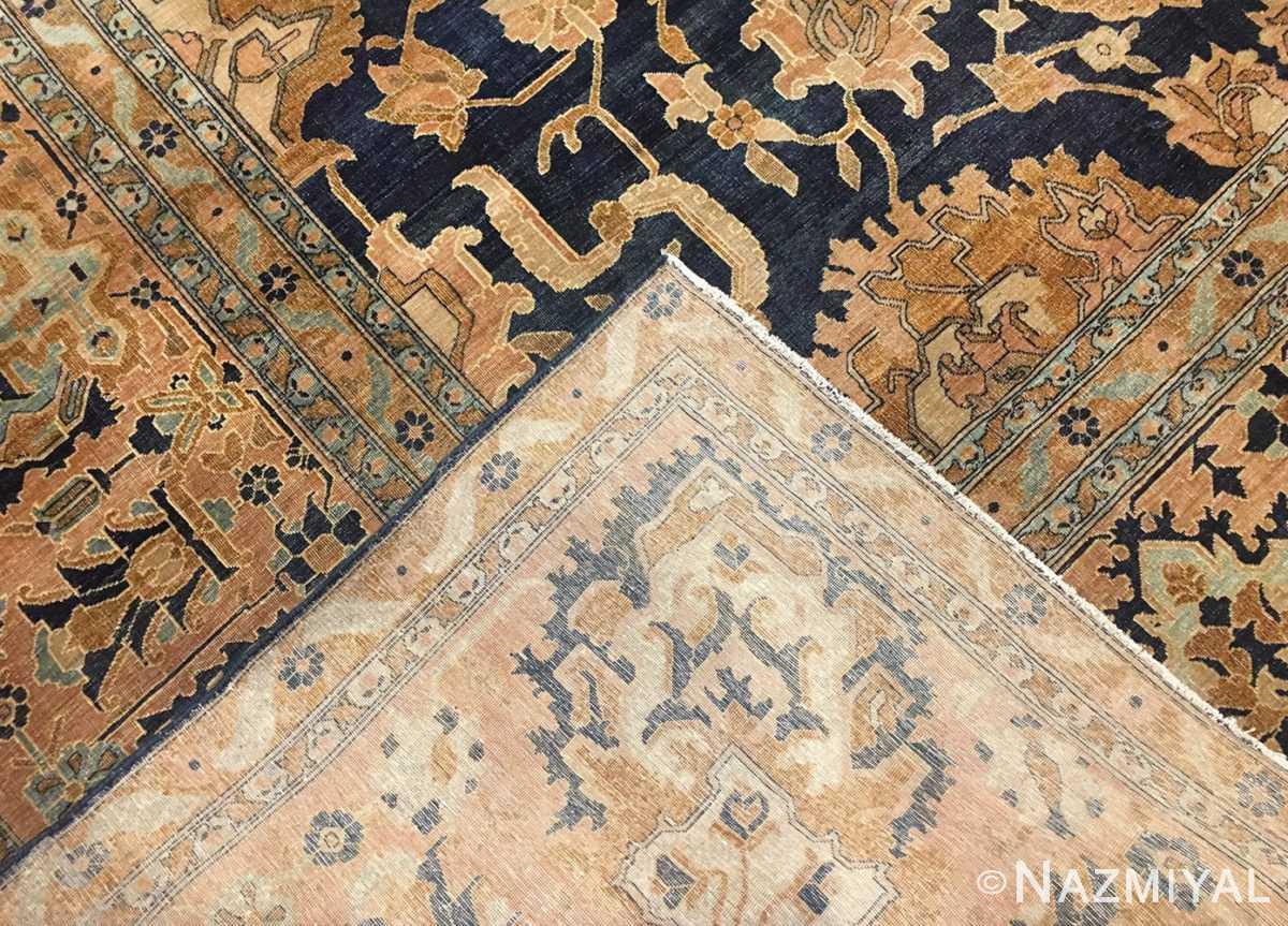 Weave Antique Indian Agra Rug 46781 Nazmiyal