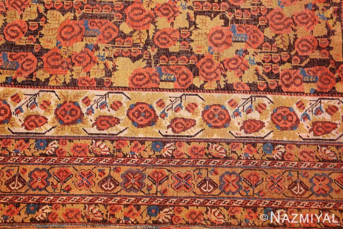 antique persian afshar rug 48041 border Nazmiyal